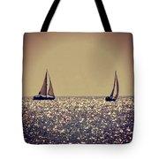 The Joy Of Sailing Tote Bag