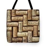 The Joy Of Wines Tote Bag
