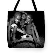 The Joy Of Youth Tote Bag