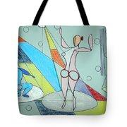 The Jugglers Tote Bag