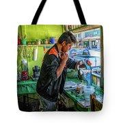 The Juice Man Tote Bag