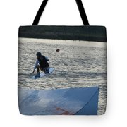 The Jump Tote Bag