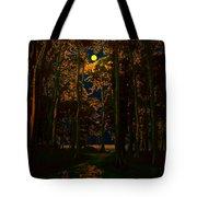 The Jungle Moon Tote Bag
