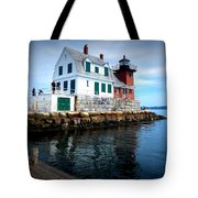 The Keeper's House Tote Bag