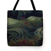 The Kelpie Pond Tote Bag