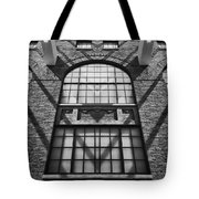 The Key Is Love Tote Bag
