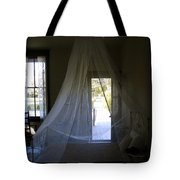 The Key West Bedroom Tote Bag
