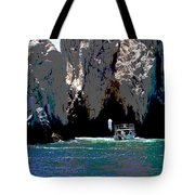 The Keyhole Mexico Cabo San Lucas Tote Bag