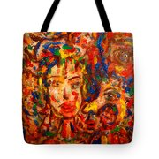 The King And I Tote Bag