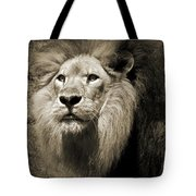 The King II Tote Bag