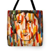 the king of pop Michael Jackson Tote Bag