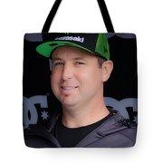 The King Of Supercross Tote Bag