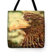 The King Of The Skies Tote Bag