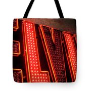 The King Quote Tote Bag