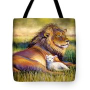 The Kingdom Of Heaven Tote Bag