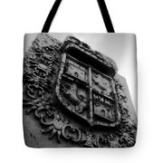 The Kings Crest Tote Bag