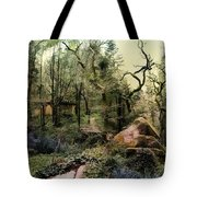 The King's Forest Tote Bag
