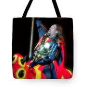 The King's Knight Tote Bag