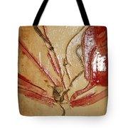 the Kiss - tile 2 Tote Bag