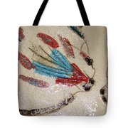 The Kiss - Tile 4 Tote Bag