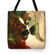 the Kiss 10 - tile Tote Bag