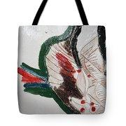the Kiss 11 - tile Tote Bag