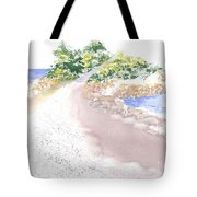 The Knob In Falmouth Tote Bag
