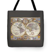 The Known World Tote Bag