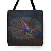 The Koi Cometh Tote Bag