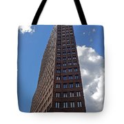 The Kollhoff-tower ...  Tote Bag