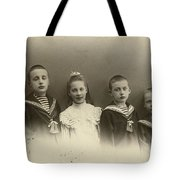 The Konstantinovichi Children Tote Bag