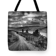 The Kvr Trail Tote Bag