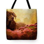 The Labrador Tote Bag