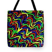 The Labyrinth With Happy Ending Tote Bag