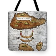 The Ladrone Islands Tote Bag