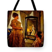The Lady Of The House Tote Bag