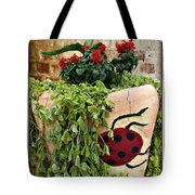 the Ladybug Tote Bag