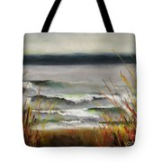 The Lake Shore Tote Bag