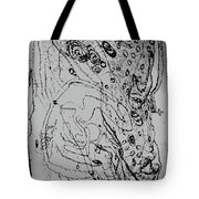 The Lambs Of God In Trial Tote Bag