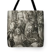 The Lamentation Tote Bag