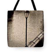 The Lamp Tote Bag