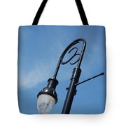 The Lamp Post Tote Bag