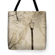 The Lampost Tote Bag