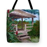 The Lanai Tote Bag
