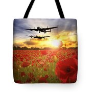 The Lancasters Tote Bag