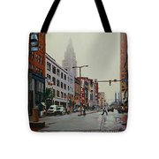 The Land Tote Bag