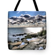 The Land That I Love Tote Bag