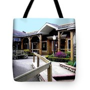 The Landing Tote Bag