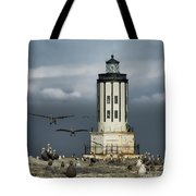 The Landing Zone Tote Bag