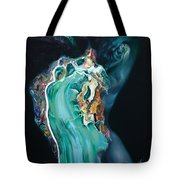 The Landlady Of Copper Mountain Tote Bag